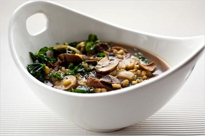 Грибной суп «Осенняя фантазия»